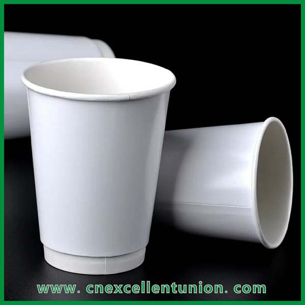 EX-PC-020 Double Wall Paper Cup Hot Drink Paper Cup