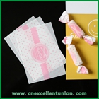 EX-CW-005P Nougat Wrapping Paper Candy Paper Wax Paper