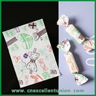 EX-CW-021 NOUGAT WRAPPING PAPER CANDY PAPER