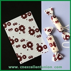 EX-CW-032B Nougat Wrapping Paper Wax Paper Candy Paper
