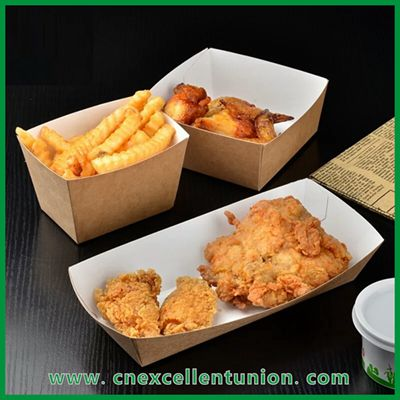 FRIED CHICKEN PAPER TRAY